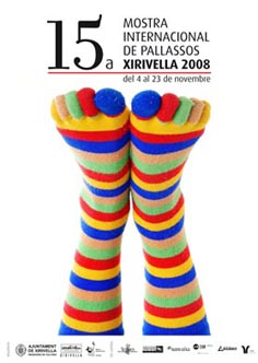 Mostra de pallassos xirivella 2008