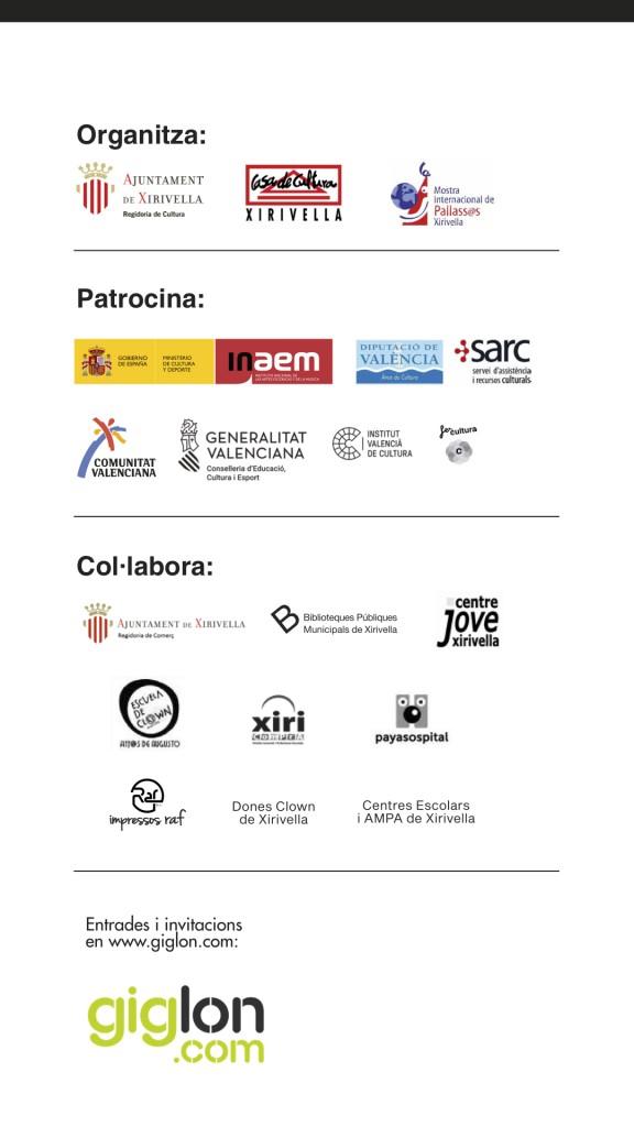 PATROCINADORES _COLABORADORES