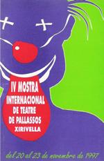 mostra de pallassos de xirivella 1997